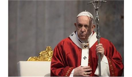 Đức Giáo Hoàng chủ sự lễ Chúa Thánh Thần Hiện Xuống