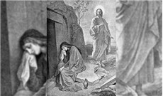 Câu chuyện mùa Phục sinh buổi sáng Phục sinh sau dông bão