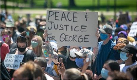 Giáo hội tại Mỹ kêu gọi biểu tình ôn hòa