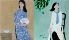 Họa sĩ Thái Tuấn với những bức vẽ thiếu nữ