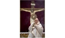 Đức Giáo Hoàng chủ sự lễ Mình Máu Thánh Chúa