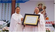 Thành lập Trung tâm hành hương Thánh Antôn Ðồng Xuân
