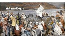 HỌC HỎI PHÚC ÂM CHÙA NHẬT XII THƯỜNG NIÊN - NĂM A