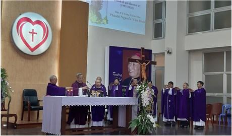 Ðức cố Tổng Giám mục Phaolô Nguyễn Văn Bình:  Con người bình an