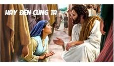 HỌC HỎI PHÚC ÂM CHÚA NHẬT XIV THƯỜNG NIÊN - NĂM A