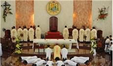 Vinh quang  của linh mục