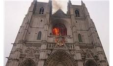 Cháy ở nhà thờ Chánh tòa Nantes, Pháp