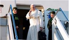 Ðức Giáo Hoàng sẽ không tông du nước ngoài trong năm 2020