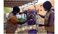 Caritas Niger hỗ trợ trường học phòng chống dịch bệnh