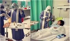 Ân sủng tuyệt vời tại bệnh viện