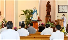 Giáo phận Xuân Lộc cầu nguyện cho đất nước