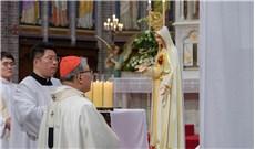 Giáo phận Bình Nhưỡng được thánh hiến cho Ðức Mẹ Fatima