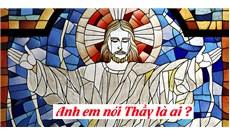 HỌC HỎI PHÚC ÂM CHÚA NHẬT XXI THƯỜNG NIÊN - NĂM A