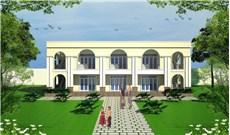 Xây dựng nhà sinh hoạt Thiếu nhi Thánh Thể