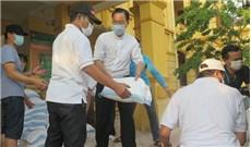 Caritas Hải Phòng quyên góp gần 800 triệu đồng hỗ trợ người khó khăn vì Covid-19