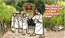 HỌC HỎI PHÚC ÂM CHÚA NHẬT XXV THƯỜNG NIÊN - NĂM A