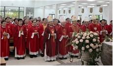 Học viện Công giáo Việt Nam khai giảng năm học mới