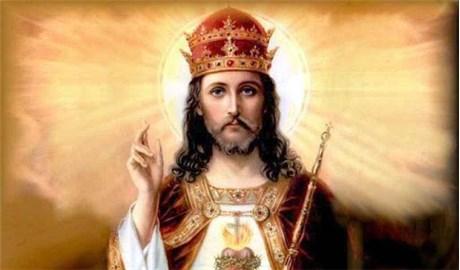 Chúa Giêsu Kitô cà các danh hiệu