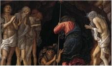Kiệt tác về Chúa Phục Sinh được tìm thấy sau 500 năm