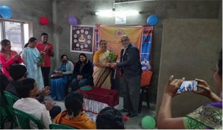 Ngôi nhà mới dành cho phụ nữ và trẻ em đường phố ở Calcutta