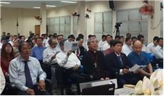 Ban Mục vụ Ðối thoại Liên tôn TGP TPHCM : Suy tôn lời Chúa cầu nguyện cho sự hợp nhất