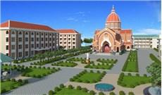 Tỉnh dòng Thừa Sai Ðức Tin xây dựng nhà nguyện mới