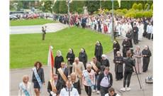 Mừng lễ Tổng lãnh Thiên thần Micae ở Ba Lan
