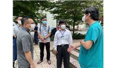 15 tu sĩ tham gia phục vụ tại Bệnh viện dã chiến số 12