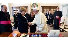 Đức Thánh Cha sẽ tiếp kiến Thủ tướng Đức Angela Merkel