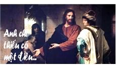 HỌC HỎI PHÚC ÂM CHÚA NHẬT XXVIII THƯỜNG NIÊN - NĂM B