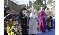 Đức Thánh Cha cầu nguyện cho hòa bình và đối thoại liên tôn