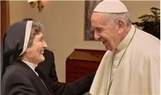 Lần đầu tiên Tổng thư ký Ðại học Giáo hoàng Urbaniana là nữ tu