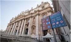 Vatican áp dụng thẻ xanh y tế
