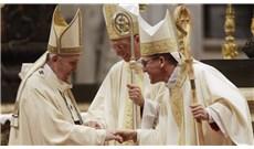 Đức Giáo Hoàng tấn phong 2 vị giám mục