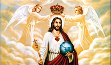 Giêsu Kitô, Con Vua Đavít