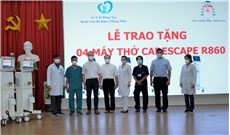 Giáo phận Xuân Lộc kết thúc chiến dịch tham gia y tế chống dịch Covid-19