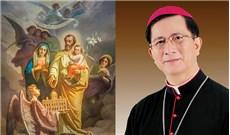 Thánh Giuse nâng đỡ, dẫn dắt cuộc đời và sứ vụ mục tử của tôi
