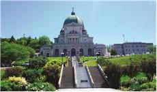 Hành hương Ðền Thánh Giuse ở Montreal