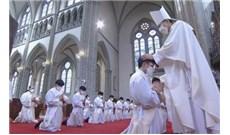 Hàn Quốc có 20 tân linh mục