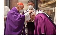 Đức Thánh Cha cử hành Thứ Tư lễ Tro