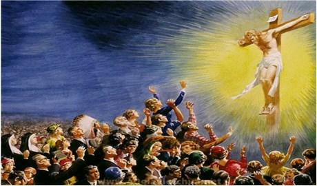 Chúa Giêsu là mạch sống của người kitô hữu