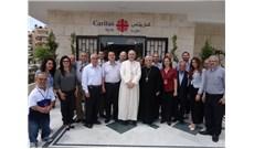Caritas hướng về trẻ em Syria