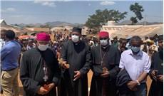 Giáo hội tại Ethiopia thăm người tị nạn