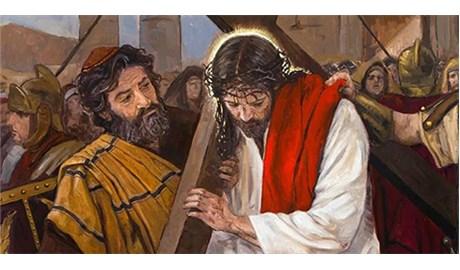 ĐÀNG THÁNH GIÁ CỦA CHÚA GIÊSU