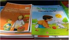 Xu hướng chọn sách song ngữ cho trẻ