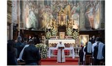 Đức Thánh Cha cử hành thánh lễ kính Lòng Chúa Thương Xót