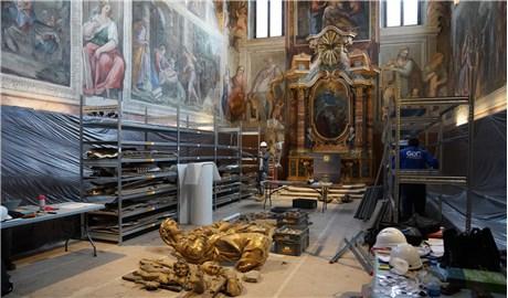 Nhà thờ Thánh Giuse đầu tiên ở Rome