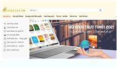 Thăm Hội sách trực tuyến quốc gia 2021