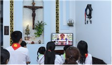Thánh lễ trực tuyến:  Phương thế sống đạo  trong thời dịch