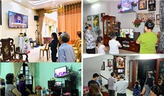 Tòa Tổng Giám mục TPHCM yêu cầu các giáo xứ nghiêm túc thực hiện việc phòng chống dịch bệnh